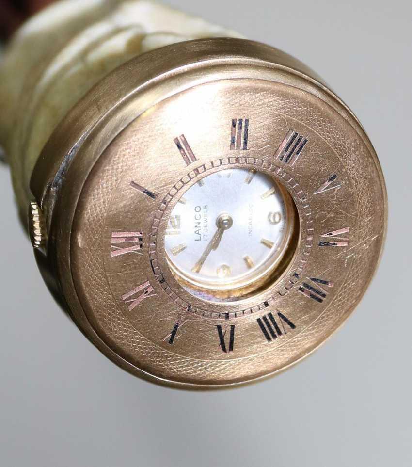 System floor clock. - photo 4