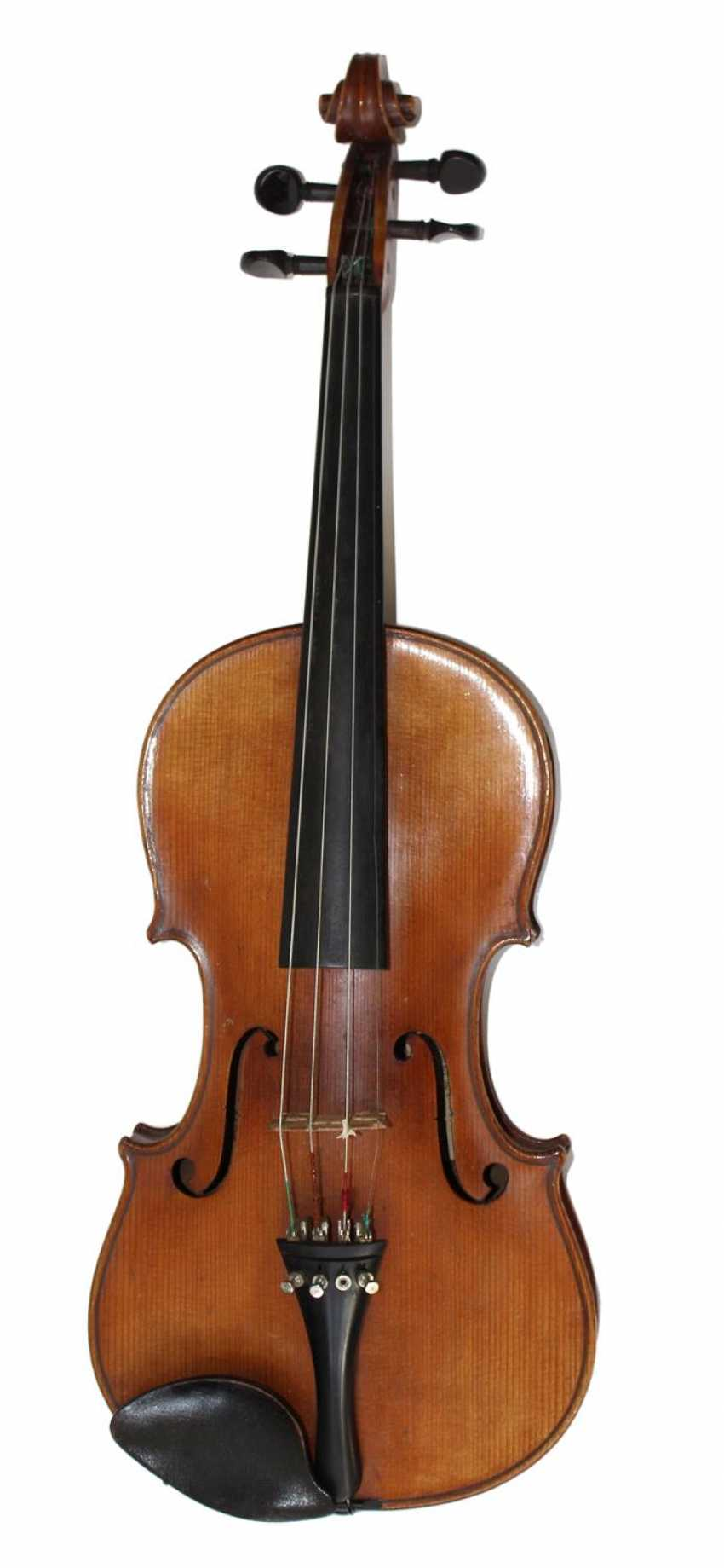 4/4 Violin - photo 1