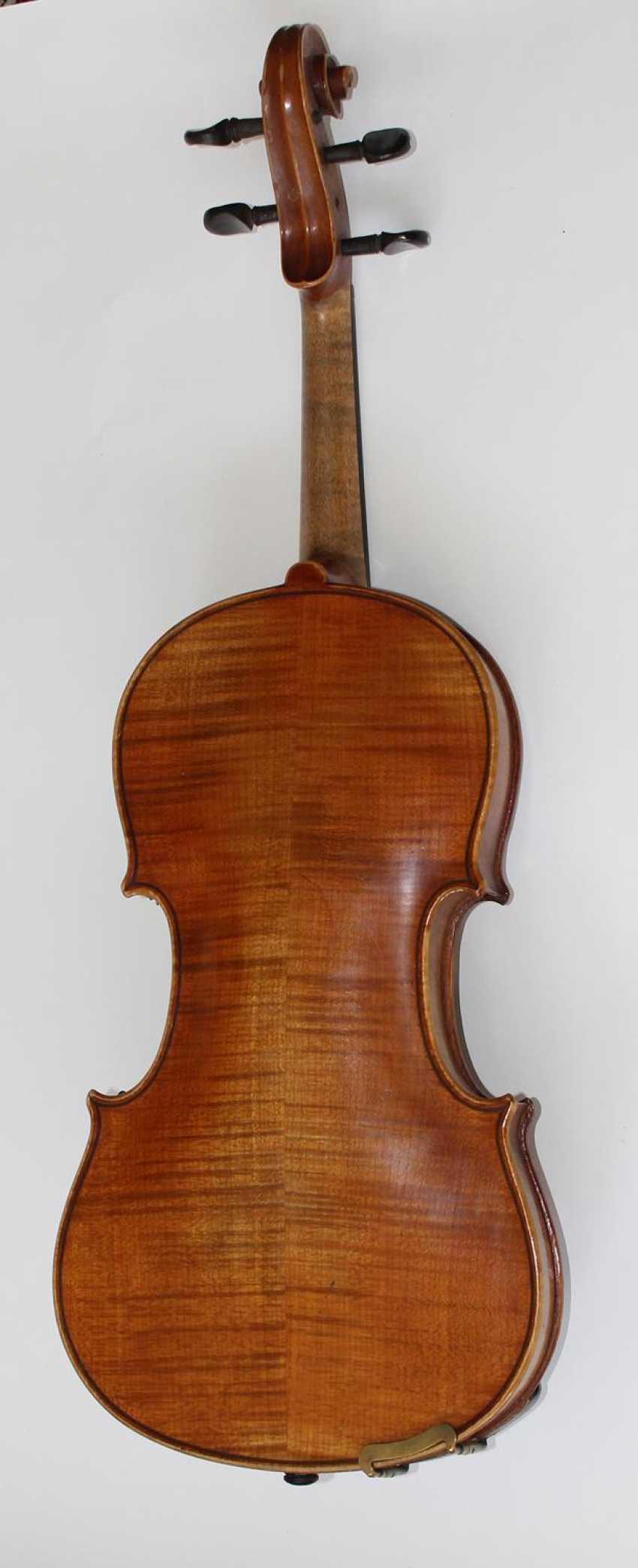 4/4 Violin - photo 2