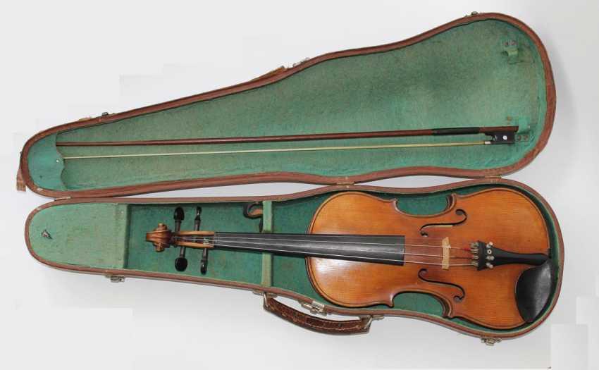 4/4 Violin - photo 3