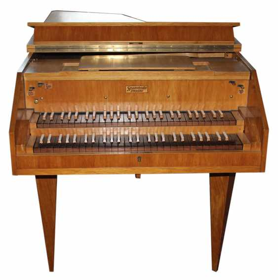 Harpsichord Speerhake Passau - photo 1