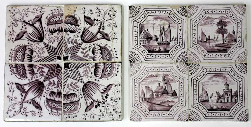 Tile Pictures Of Delft - photo 1