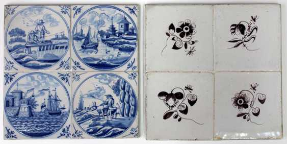 Tile Pictures Of Delft - photo 2