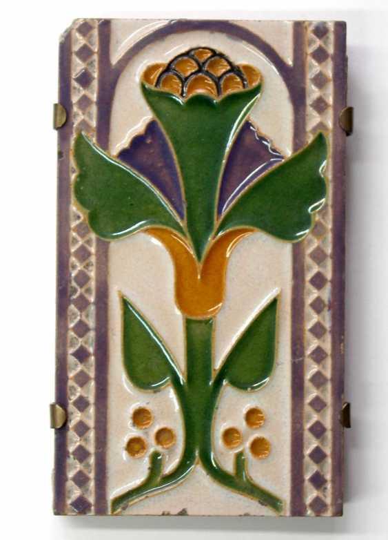 Art Nouveau tiles - photo 2