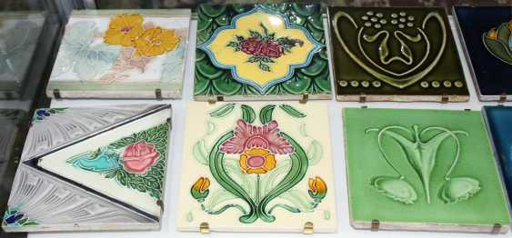 Art Nouveau Tile Collection - photo 3