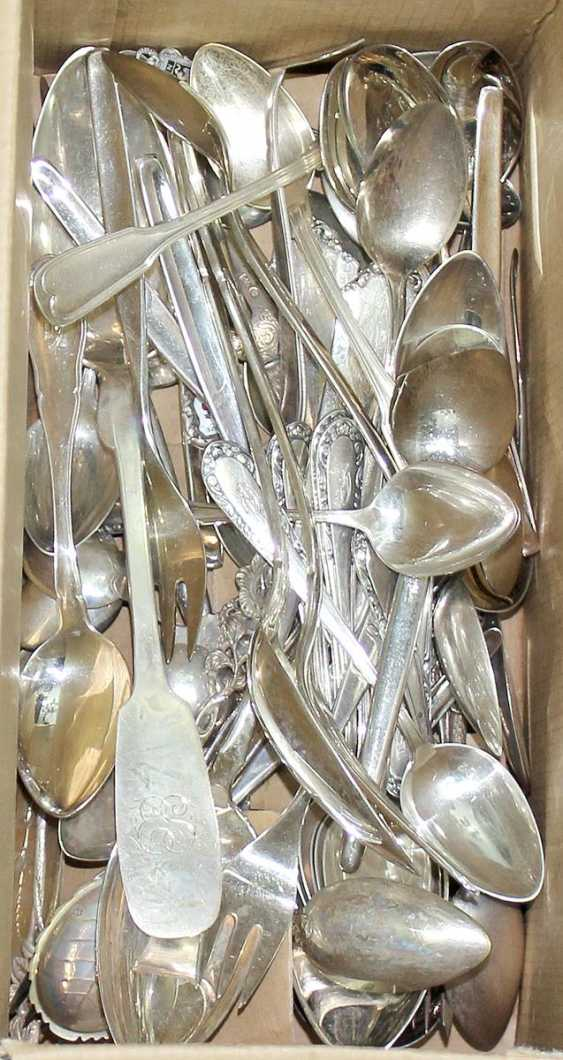 Besteckslg. Silver - photo 2