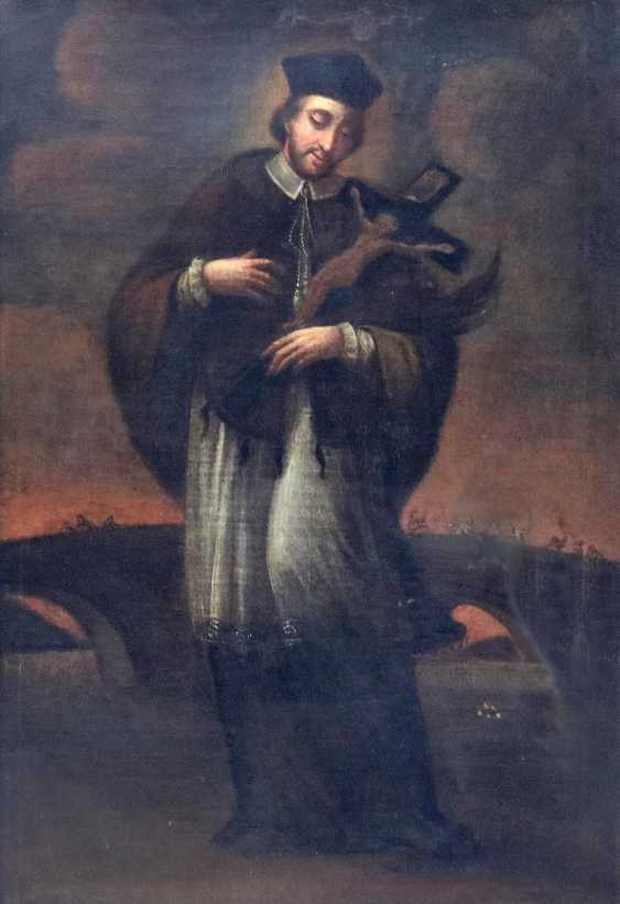 Saint John Of Nepomuk, - photo 1