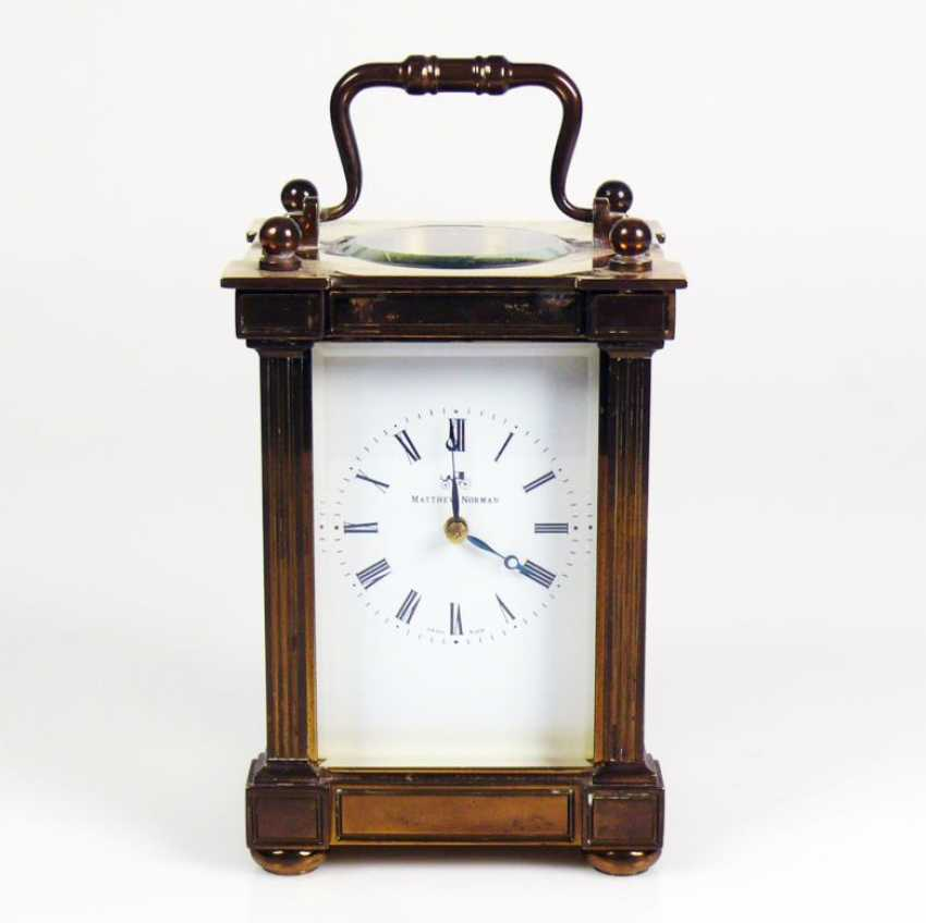 Heavy Carriage Clock - photo 1