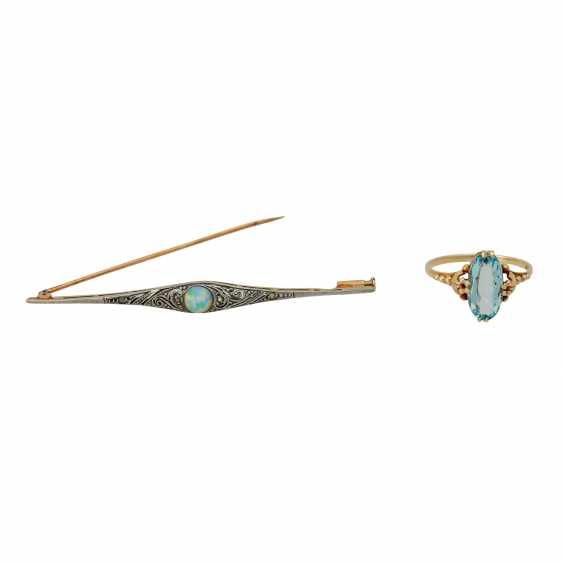 Vintage antique jewelry 2-piece - photo 2