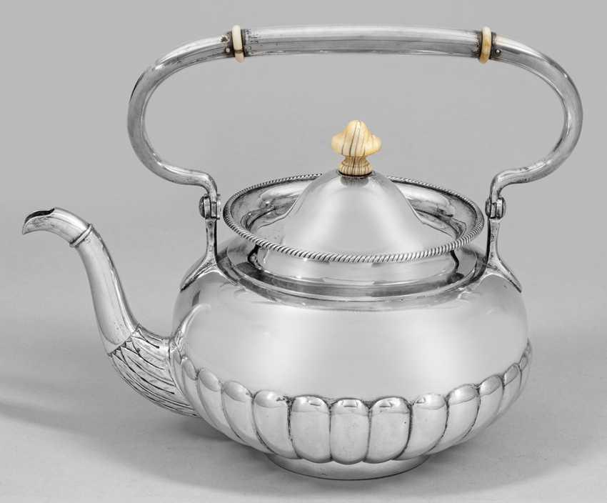 Biedermeier Teapot - photo 1