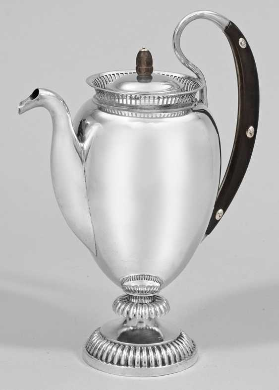 The Aachen Empire Coffee Pot - photo 1