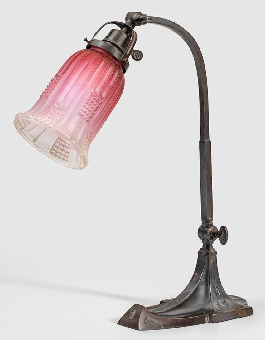 Art Nouveau Table Lamp - photo 1