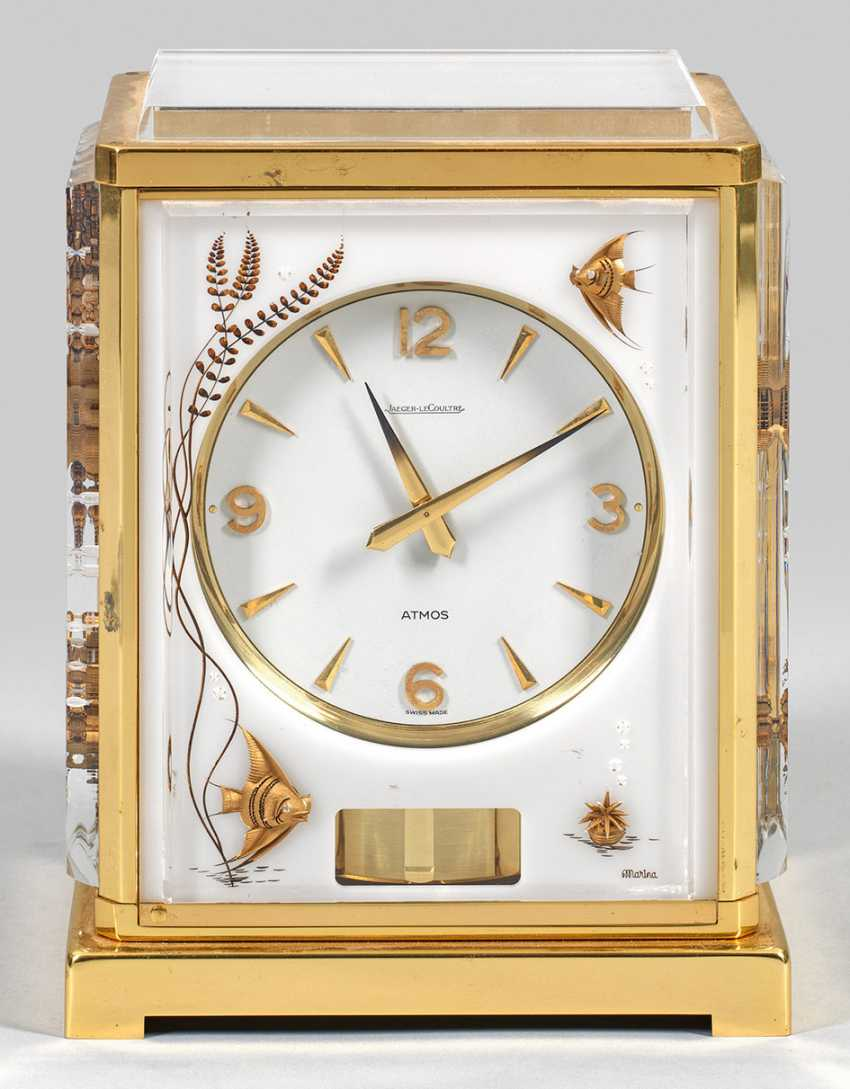 Gold House Doctor Tischuhr Hannah 15 x 15 cm