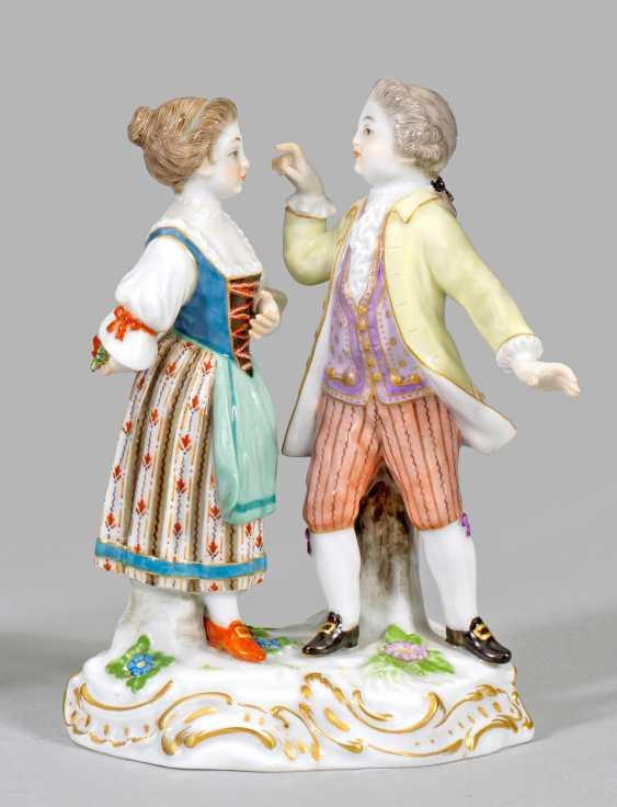 """Figure Group """"Jealousy Scene"""". Original title - photo 1"""