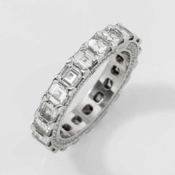 """Memory ring from the Kollelktion """"ICE CUBE"""" by Chopard - photo 1"""