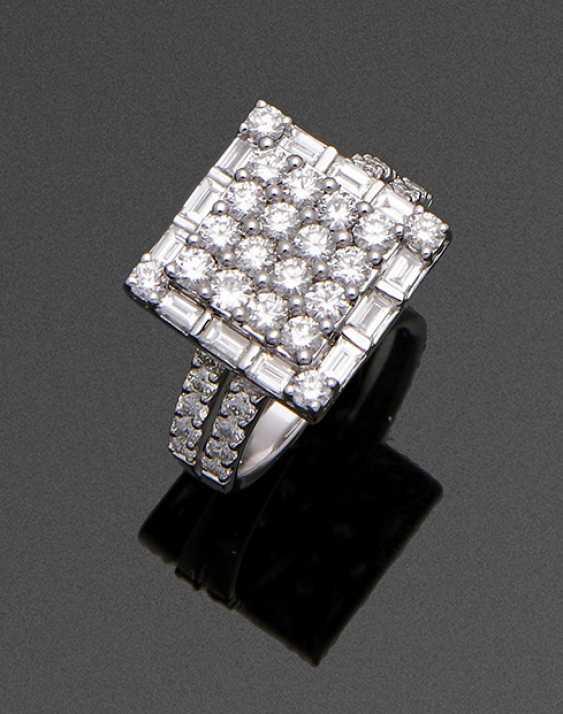 High Quality Full Diamond Ring - photo 1