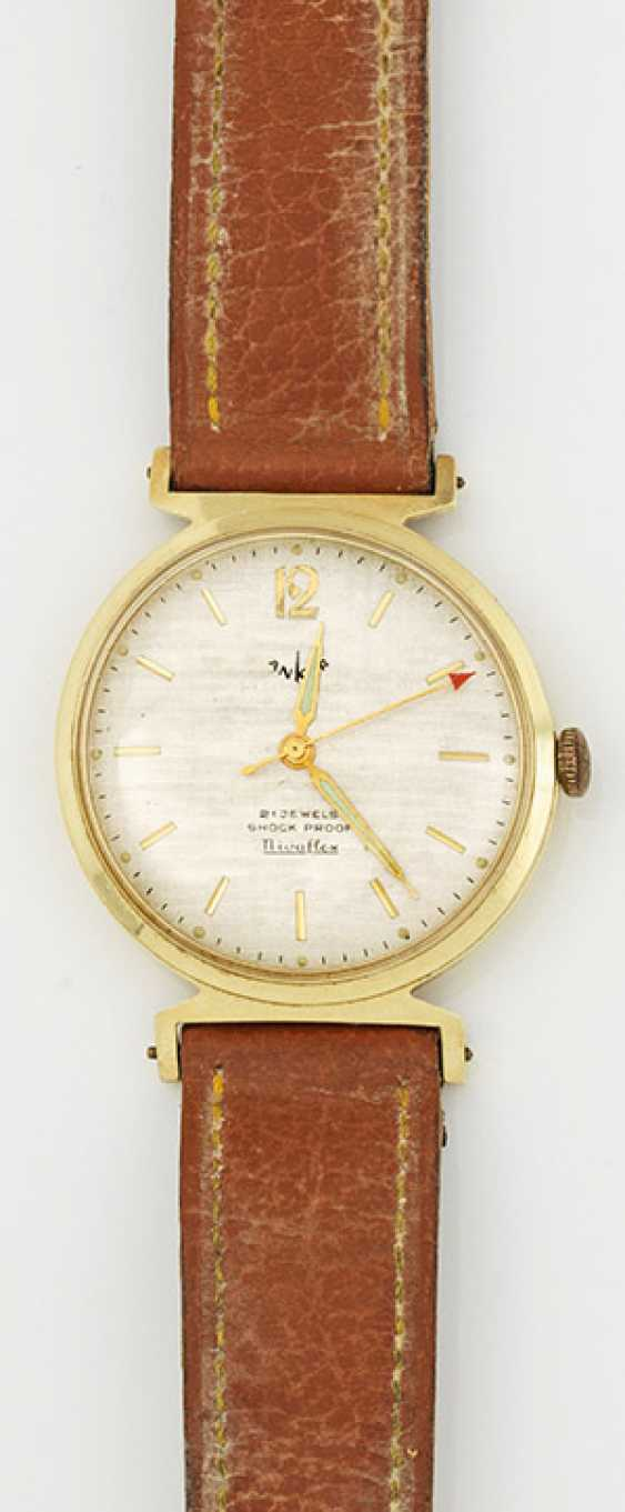 Anchor-Mr. alarm watch from the 50s - photo 1