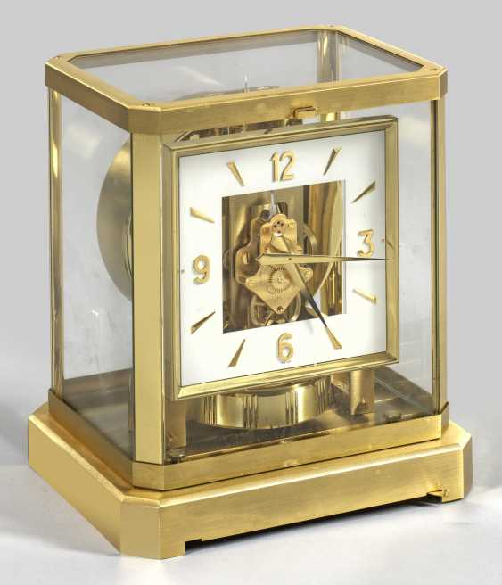 Atmos clock by Jaeger LeCoultre - photo 1