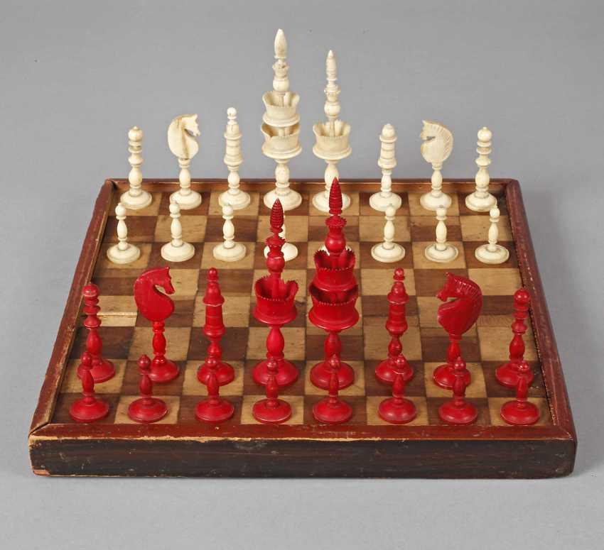 Шахматы - фото 1