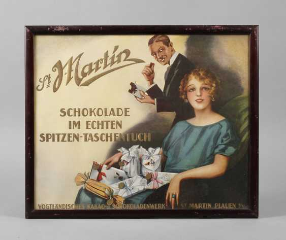 Werbeschild St. Martin - photo 1