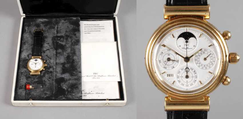 "IWC men's watch ""Da Vinci"" - photo 1"