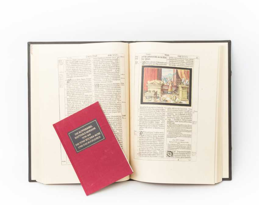 Leather Facsimile Augsburg Bible 14th Century