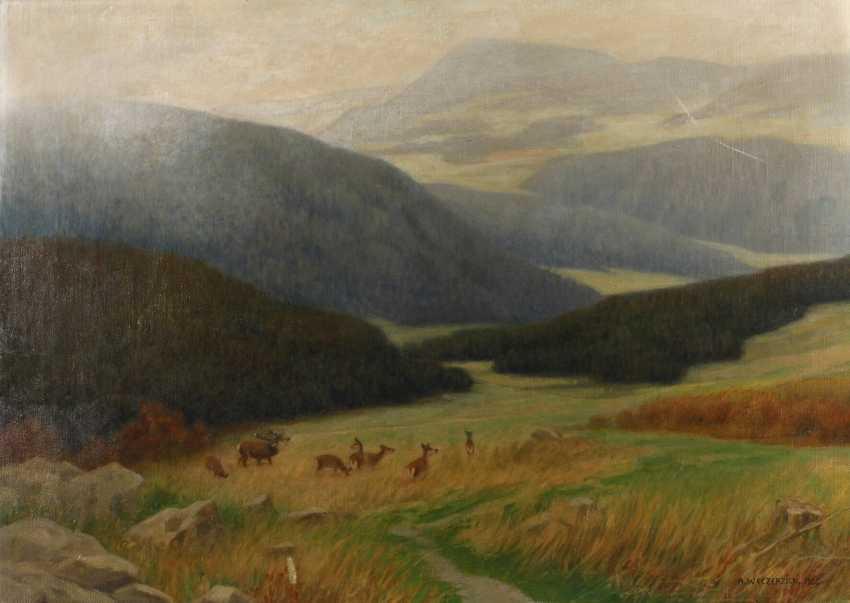"""Alfred Weczerzick, """"Im Harz"""" - Foto 1"""