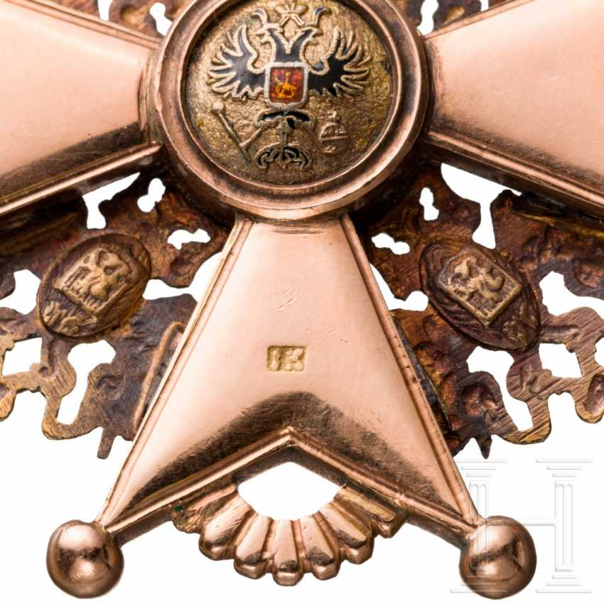 St. Stanislaus-Orden, Cross Of The 2. Class for non-Christians, Russia, around 1860/70 - photo 4