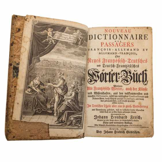 3-piece historical books collection, Europe 18. Century. - - photo 3