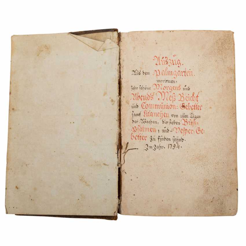 3-piece historical books collection, Europe 18. Century. - - photo 4