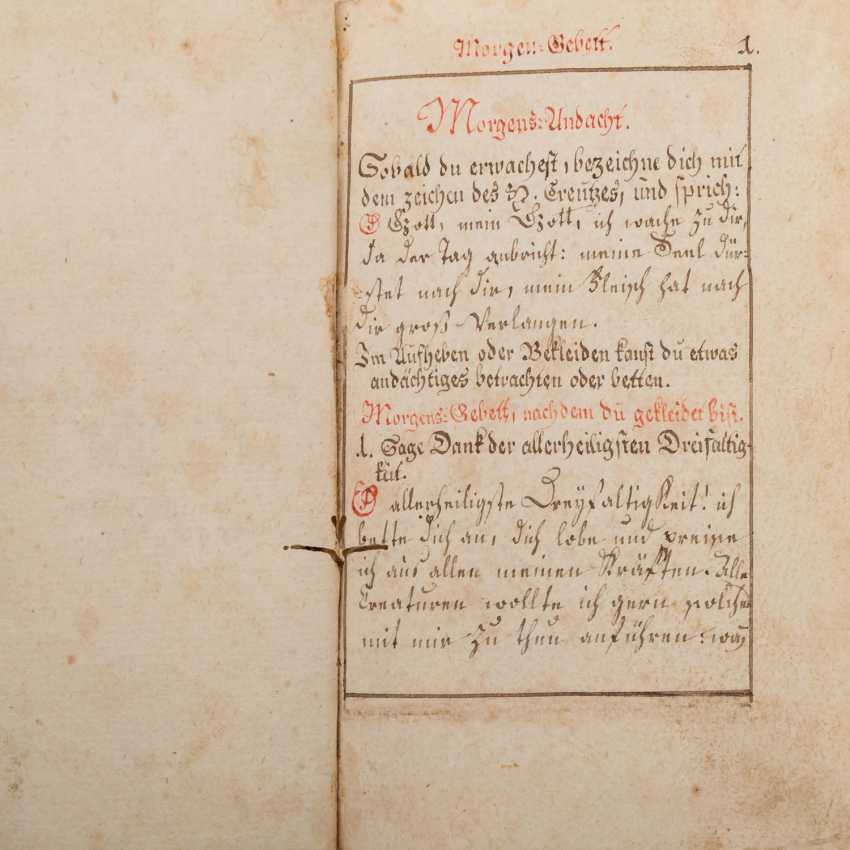 3-piece historical books collection, Europe 18. Century. - - photo 5