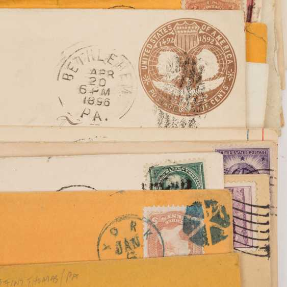USA - ex 1870/2000, 85 covers about, - photo 5
