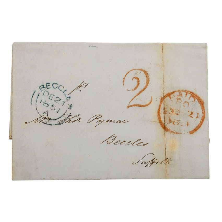 Great Britain - collection of about 100 Documents, - photo 4