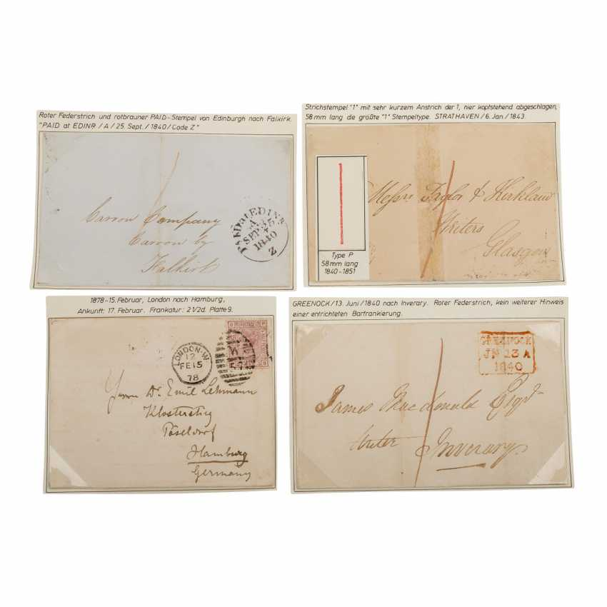 Great Britain - collection of about 100 Documents, - photo 6
