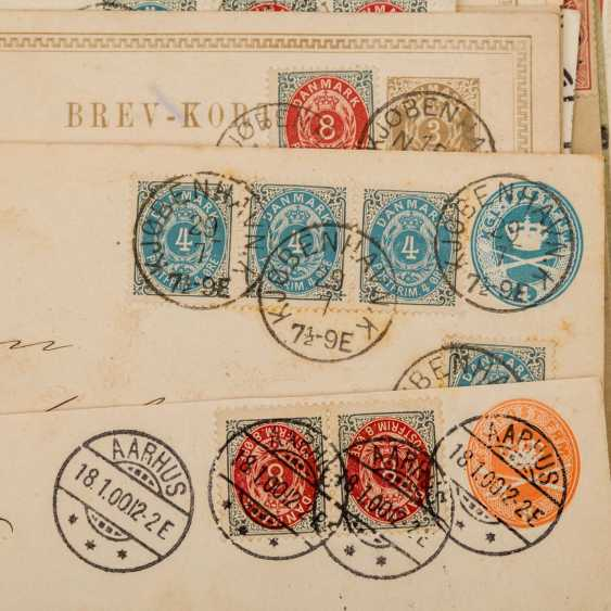 Denmark - starting in the 1880's, well over 80 documents, - photo 2