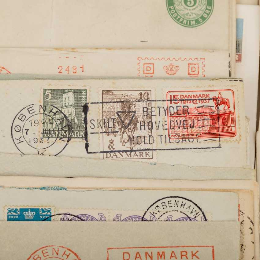 Denmark - starting in the 1880's, well over 80 documents, - photo 3