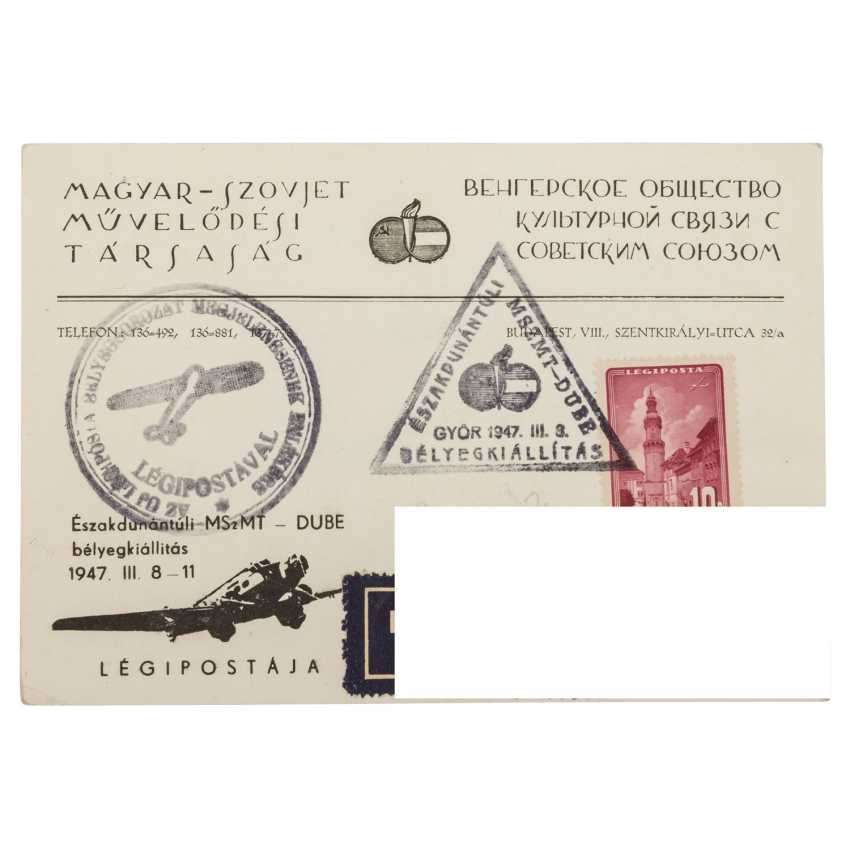 Hungary - ex 1945/80, approximately 75 documents - photo 3