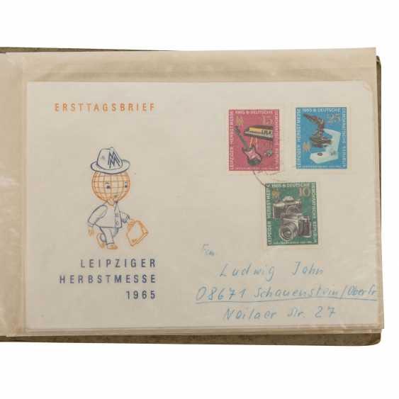 Small treasure trove of Zeppelin document, - photo 3