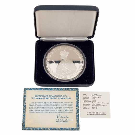 Jamaika - 25 Dollars 1979, - photo 1