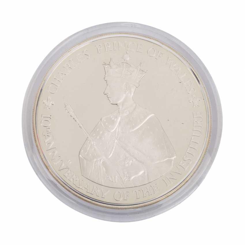 Jamaika - 25 Dollars 1979, - photo 2