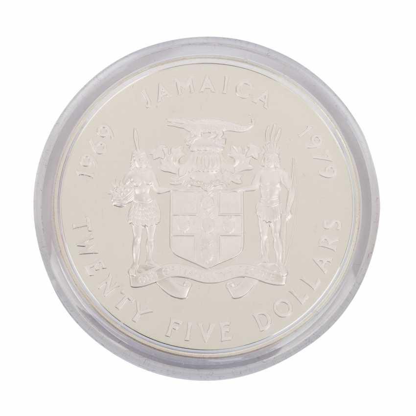 Jamaika - 25 Dollars 1979, - photo 3