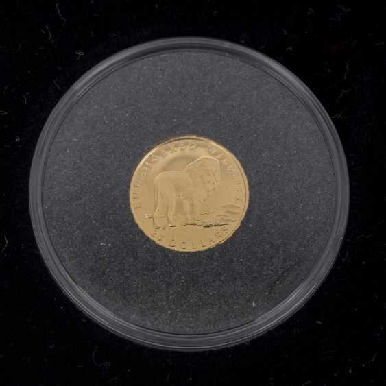 Cook Inseln - 12 x 25 Dollars in Gold, - photo 4