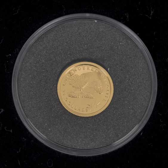 Cook Inseln - 12 x 25 Dollars in Gold, - photo 5