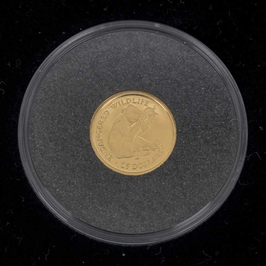 Cook Inseln - 12 x 25 Dollars in Gold, - photo 6