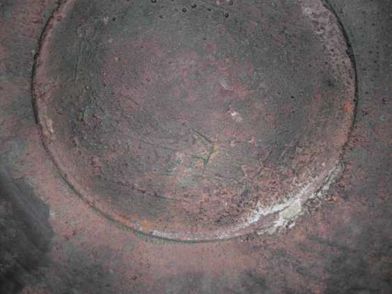 Large AND RARE bronze cymbals - photo 3