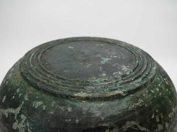 Large AND RARE bronze cymbals - photo 15