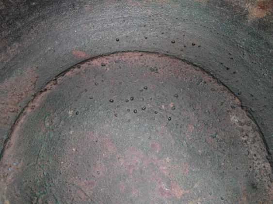 Large AND RARE bronze cymbals - photo 22