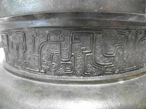 RARE Large AND EARLY incense burner - photo 18