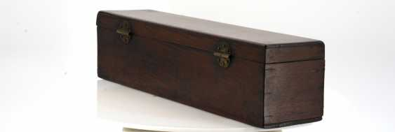BRUSH TRAY, AND DOCUMENT BOX WITH INSERT - photo 5