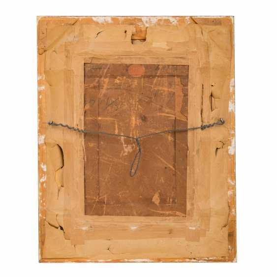 "PASSINI, L., well-Ludwig Johann (1832-1903), ""bagpiper"", - photo 4"